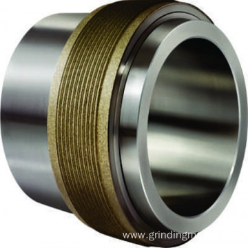 All type of piston rings profile grinding roller